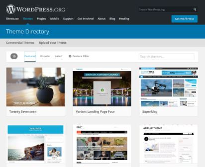 no stress WordPress themes