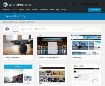 no stress WordPress themes